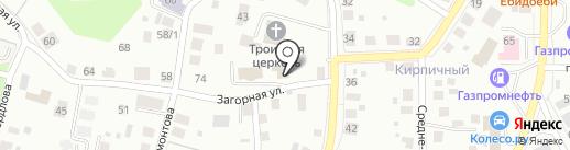 Компания по аренде и продаже торгового оборудования на карте Томска