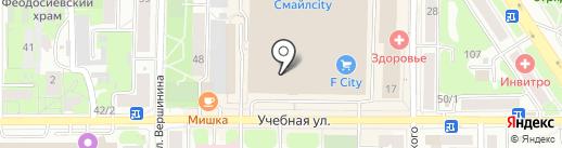 Постелька-Текстиль для дома на карте Томска