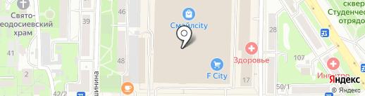 Liza muromskaya на карте Томска