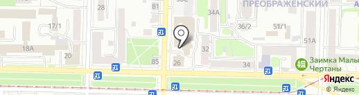 РосЭнерго на карте Томска