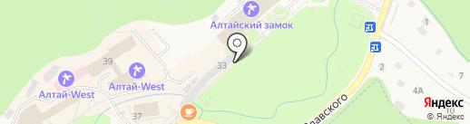 Stayer на карте Белокурихи