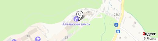 БАЗИЛИК ДМС-СИБИРЬ на карте Белокурихи