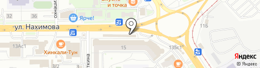 РУССКАЯ ПИРОТЕХНИКА СИБИРИ на карте Томска