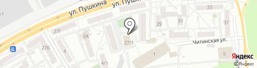 Аромамассаж на карте Томска