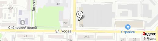 Мебельиздерева70 на карте Томска