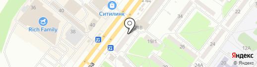 Телефон.ру на карте Томска