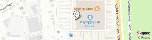 Большая мода на карте Томска