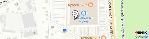 Sinsay на карте Томска