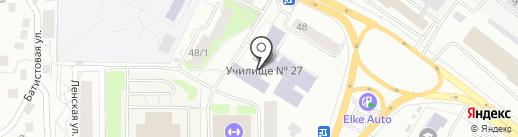 SvetMagazin.ru на карте Томска