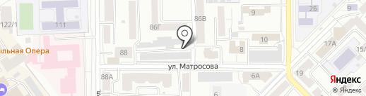 RemZona на карте Томска