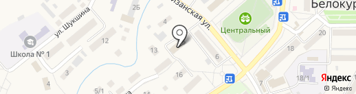 Городская управляющая компания на карте Белокурихи