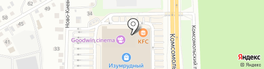 Mango на карте Томска
