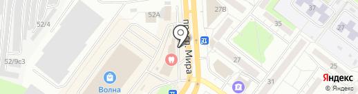 OZON.ru на карте Томска