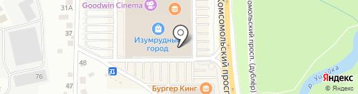 Связной на карте Томска