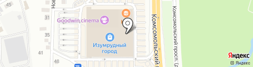 Crockid на карте Томска