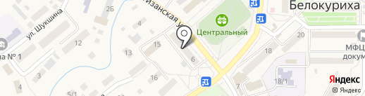 MaxМастер на карте Белокурихи