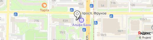 Алтай эко на карте Томска