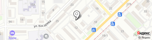 ProGrade на карте Томска