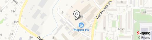 Все по-домашнему на карте Белокурихи