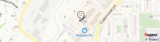 Стиль на карте Белокурихи