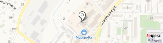 Елена на карте Белокурихи