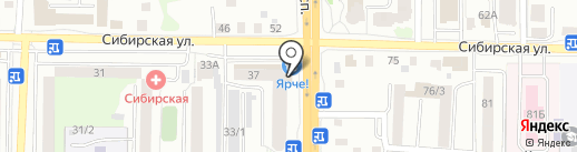 СилкДекор на карте Томска