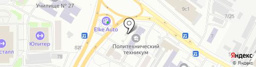 Магия на карте Томска
