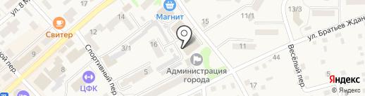 Чистый воздух на карте Белокурихи