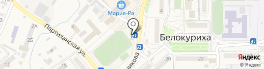 Магазин на карте Белокурихи