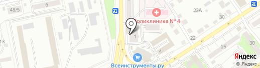 А А А А А Весенний фейерверк на карте Томска