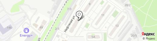 FRIENDS на карте Томска