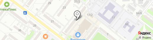 H.Art studio на карте Томска