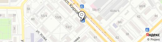 Академия Квестов на карте Томска