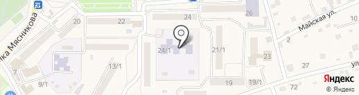 Сказка на карте Белокурихи