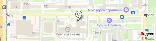 LollyPop studio на карте Томска