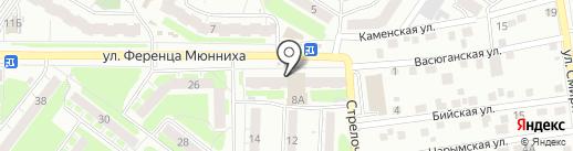 Fix Price на карте Томска