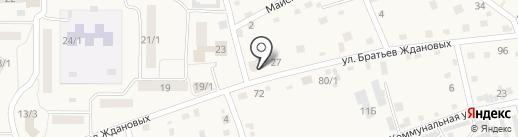 ML-group на карте Белокурихи