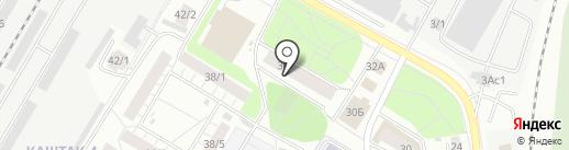 Адреналин на карте Томска