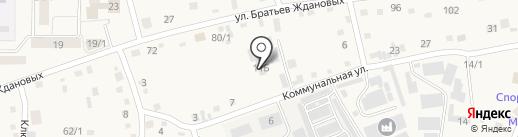Автомастерская на карте Белокурихи