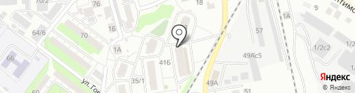 Хмель ДА Солод на карте Томска