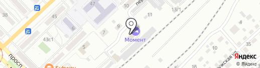 АльфаСнаб на карте Томска