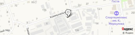 Фокус на карте Белокурихи