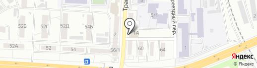Remauqa на карте Томска