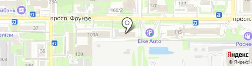 Кадры решают всё в Томской области на карте Томска