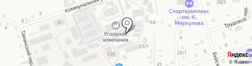 СКАРТ на карте Белокурихи