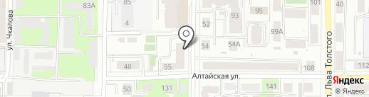 Старина Крюгер на карте Томска