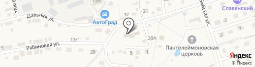 Прокуратура г. Белокурихи на карте Белокурихи