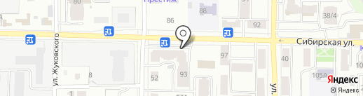 ЖЭК Сервис на карте Томска