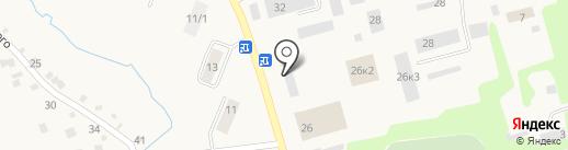 Автотехнологии на карте Белокурихи