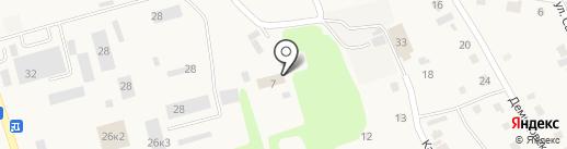 Белокурихинские МЭС на карте Белокурихи